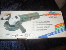 *** 50% off *** Grinding maschine/angle grinder - brand KING CRAFT KWS 800 in Ramstein, Germany