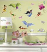Disney Fairies Peel And Stick Wall Decals in Westmont, Illinois