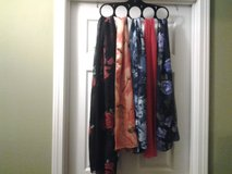 Silk Scarves in Eglin AFB, Florida