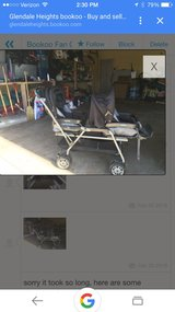 Peg Perego Double Stroller in Naperville, Illinois
