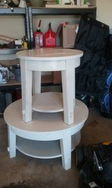 Coffee table still available; End table SOLD in Oswego, Illinois