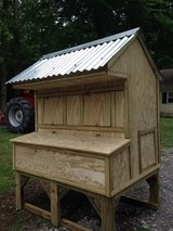 Chicken Coops ( Reduced) in Camp Lejeune, North Carolina