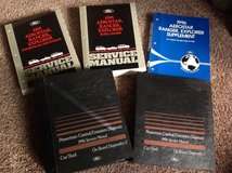 1996 Ford Ranger Service Manuals in Joliet, Illinois