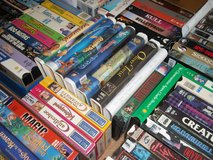 VHS Collection in Fort Campbell, Kentucky
