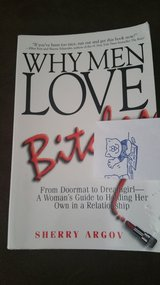 Why Men Love B****** book in Spring, Texas