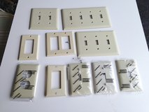 Misc. switch wall plates in Glendale Heights, Illinois