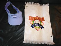 Cooperstown hat & towel in St. Charles, Illinois