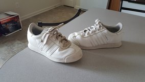 Boys size 3 youth Adidas Samoa Shoes in Fort Riley, Kansas