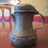 Small Copper Pitcher in Plainfield, Illinois