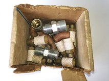 Asstd. brass & copper fittings in Chicago, Illinois