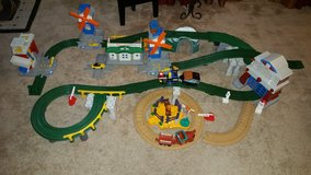 Huge fisher price geo trax lot in Quantico, Virginia
