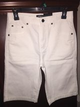 NEW  Boy White Shorts (size16) in The Woodlands, Texas