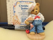 Cherished Teddies #202444 USA in Ramstein, Germany
