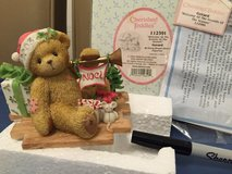 Cherished Teddies #112391 Christmas in Ramstein, Germany