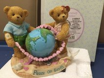 Cherished Teddies #116547 (only 7500 made) in Ramstein, Germany