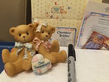 Cherished Teddies #215880 Anniversary in Ramstein, Germany