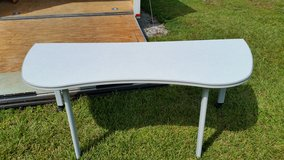 Crafting / Office table (reduced) in Camp Lejeune, North Carolina