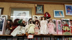 Dolls in Hopkinsville, Kentucky