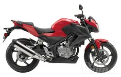 2015 Honda CB300F Motorcycle 2089 miles Brand New! in Camp Lejeune, North Carolina