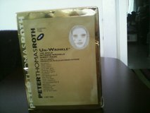 Peter Thomas Roth 24 KIt gold masks (new) in Quantico, Virginia
