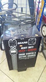Heavy duty battery charger & engine starter in Yucca Valley, California