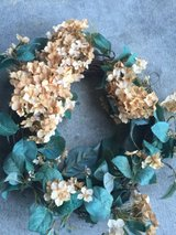 hobby lobby wreath w/ hydrangea in Spring, Texas