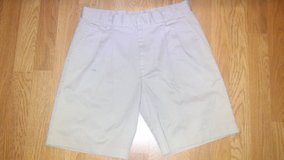 school khaki shorts in The Woodlands, Texas