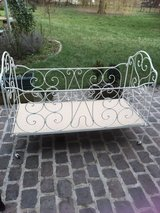 Nice antique Iron  children bed in Ramstein, Germany