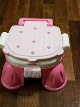 Fisher-Price potty training seat. (BARSTOW ) in Fort Irwin, California