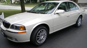 2002 Lincoln LS V-8 Premium in Elgin, Illinois