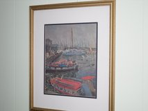 casals boats print in Naperville, Illinois