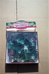 SEVEN NEW CHRISTMAS COOKIE CUTTERS in Naperville, Illinois