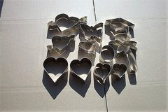 11 NEW COOKIE CUTTERS in Bartlett, Illinois