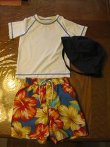 BOYS SWIMSUIT OUTFIT in Plainfield, Illinois