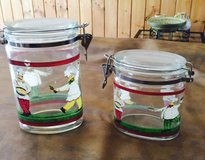 Chef Kitchen glass containers in Kingwood, Texas