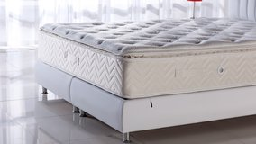 US Size Mattresses - Twin - Full - Queen - King  -- Interspring - Pillowtop - Foam Memory - Energy in Ansbach, Germany
