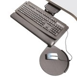Trendway Adjustable Keyboard & Mouse Platform HEAVY DUTY METAL Retail:$400 in Fort Bragg, North Carolina