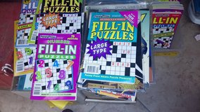 Puzzle books in Yucca Valley, California