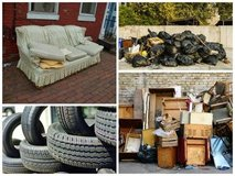 TRASH & LOCAL MOVING /PCS/PICK UP & DELIVERY/LOCAL MOVING/ YARD -015237605502 in Ramstein, Germany