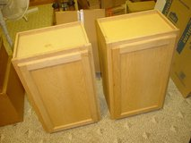 Kitchen Oak cabinets 2 New Fast to sell in Algonquin, Illinois