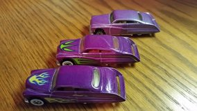 3 Various Collectible 1989 Hot Wheels Purple Passion in Quantico, Virginia