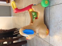 Fisher price laugh and learn ride to stride in Yucca Valley, California