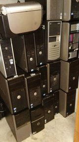 Tower computer lots 70 cash or best offer today in Warner Robins, Georgia