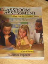 Classroom Assessment for teachers in Spring, Texas