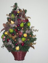 "Xmas tree wall hanging 23""tall in Glendale Heights, Illinois"