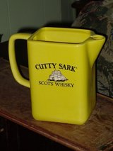 """cutty sark pitcher 6""""h in St. Charles, Illinois"""