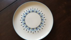 1950s Swiss Chalet made in USA platter in Lockport, Illinois
