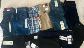 10 pair of NEW GIRLS PANTS in Fort Campbell, Kentucky