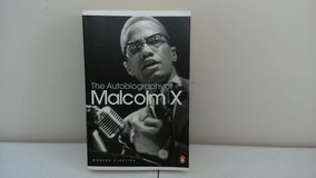 The Autobiography of Malcolm X in Cherry Point, North Carolina