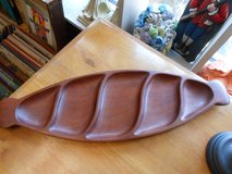 50's  Rosewood Tray in Cherry Point, North Carolina